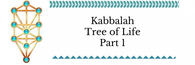 Kabbalah Tree of Life Pt 1 – The Sephirot
