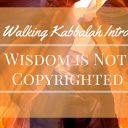 Intro: Wisdom is Not Copyrighted